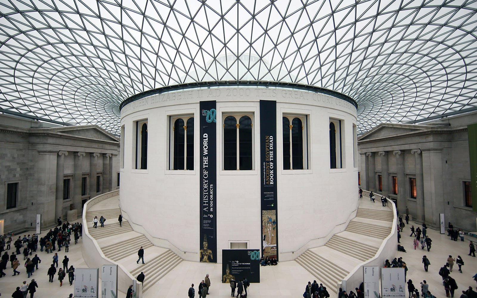 Semi Private & Private Guided Tour of The British Museum