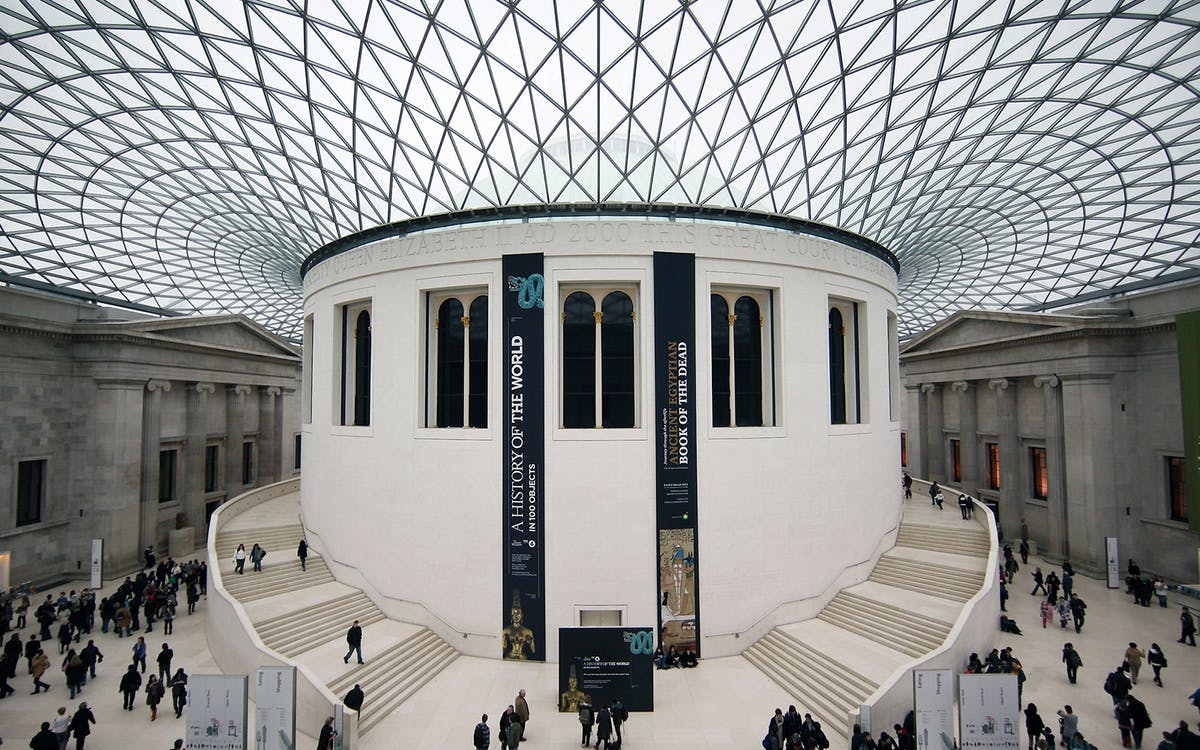 semi private & private guided tour of the british museum-1