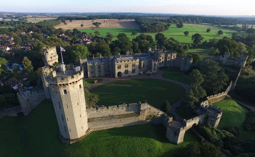 Stratford, Oxford, Cotswolds & Warwick Castle Custom Day Trip