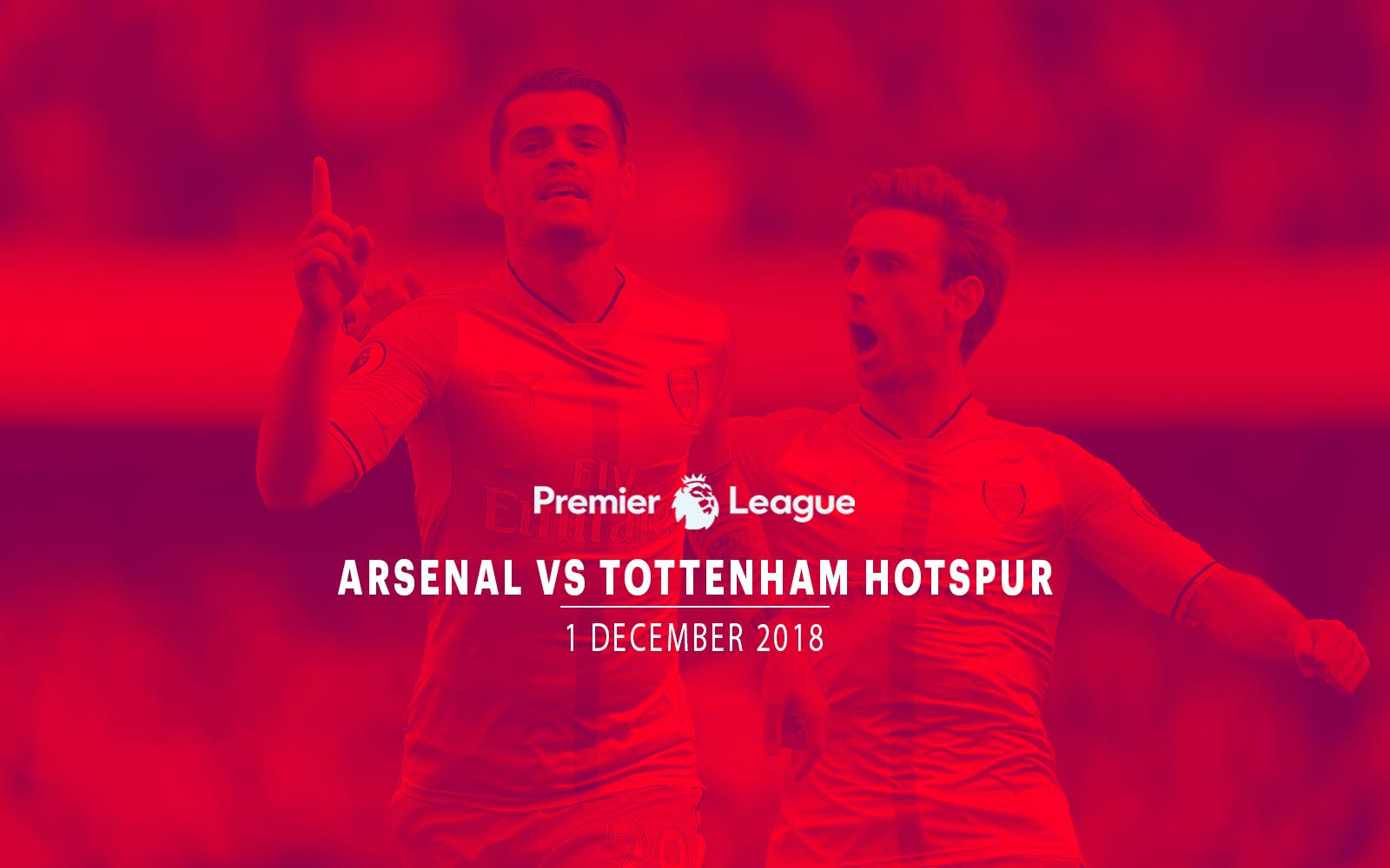arsenal vs tottenham hotspur- 1st dec'18-1