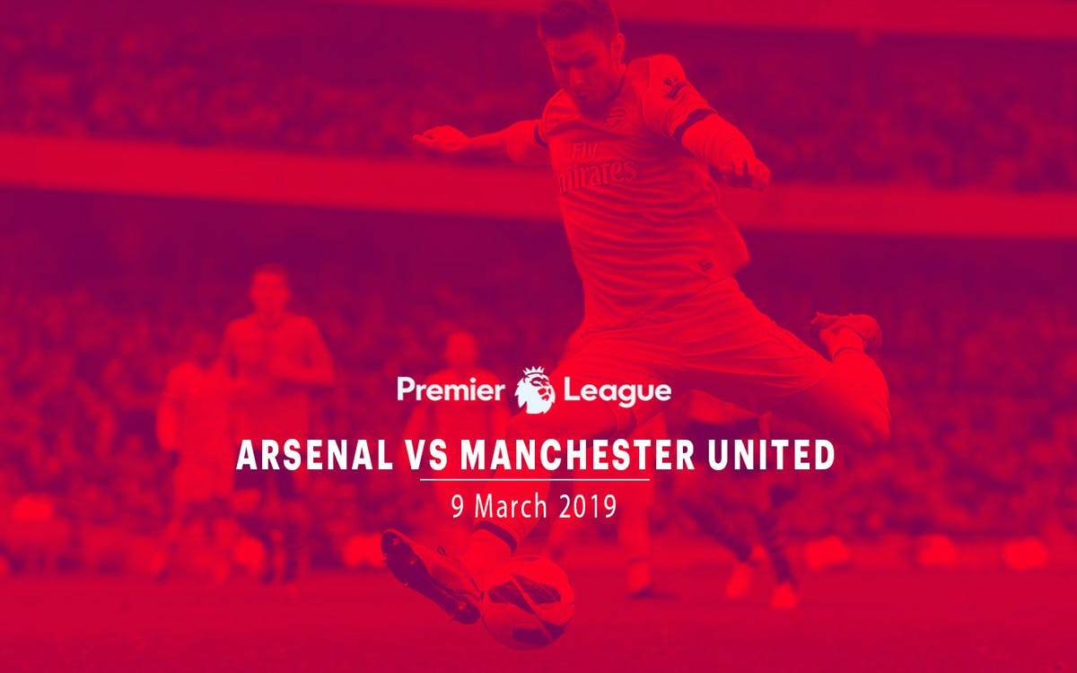 arsenal vs manchester united - 9th mar'19-1