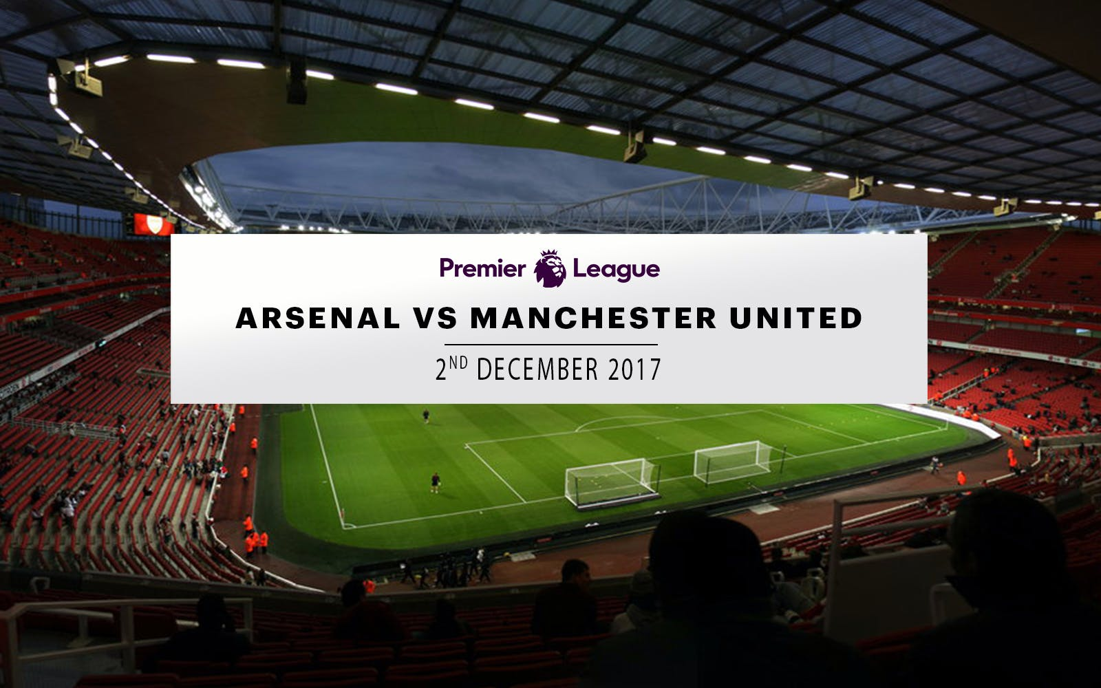 arsenal vs manchester united - 2nd december 2017-1