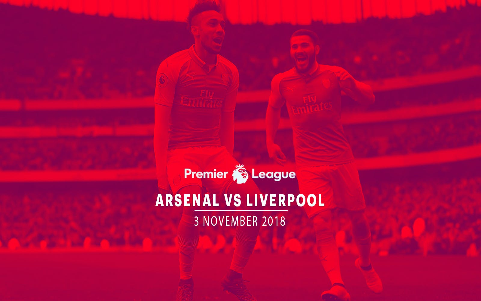 Arsenal vs Liverpool- 3rd Nov'18
