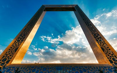Dubai Frame Skip The Line Tickets
