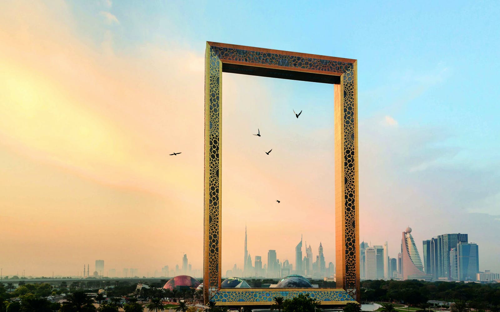 Dubai Frame - Skip the Line Tickets