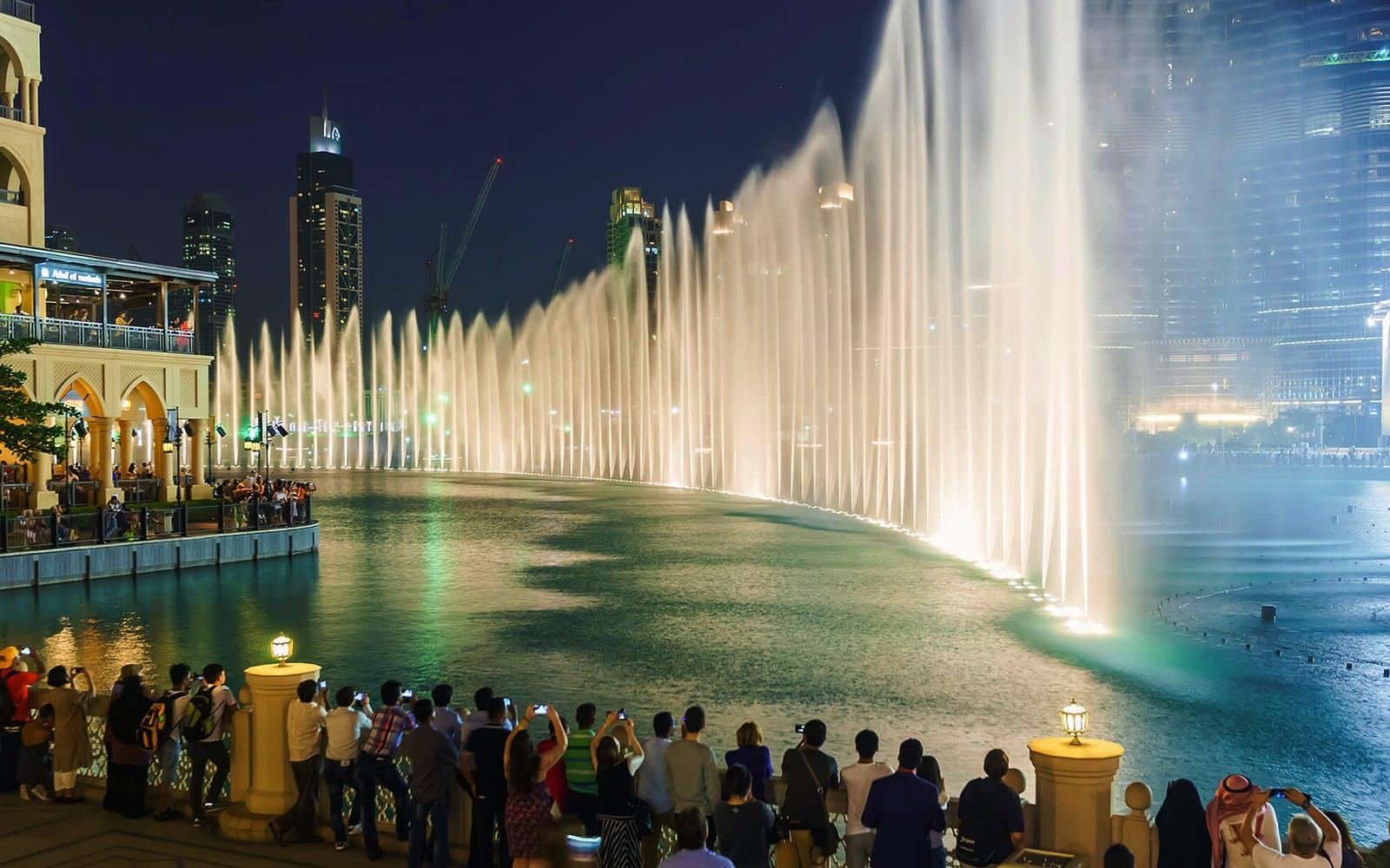 Best Things to do in Dubai - Dubai Fountain - 1