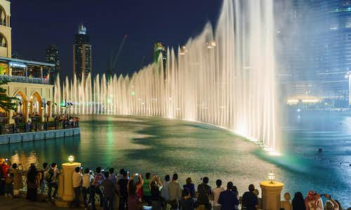 Best Things to do in Dubai - Dubai Fountain - 1