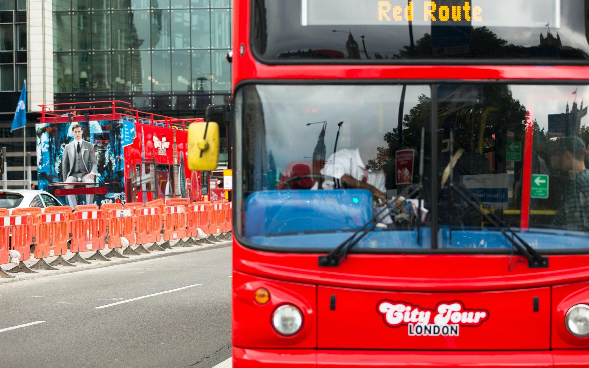 london hop on hop off bus tours - 2