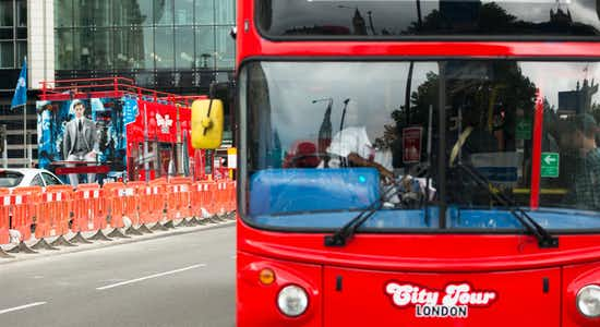 london hop on hop off bus tours - 2