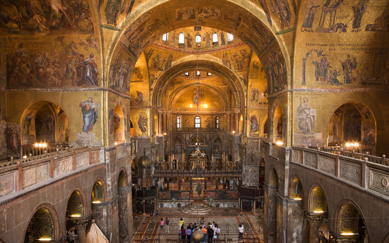 skip the line guided tour - st. marks basilica-2