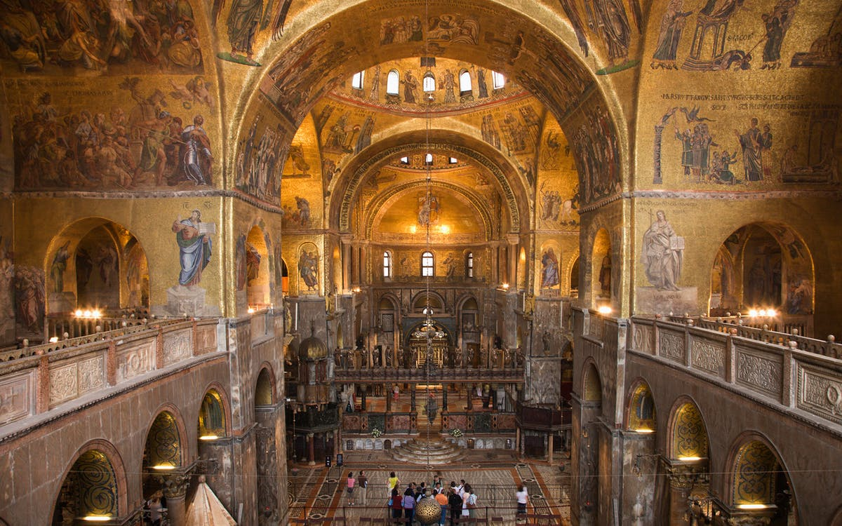 st. marks basilica skip the line guided tour-1