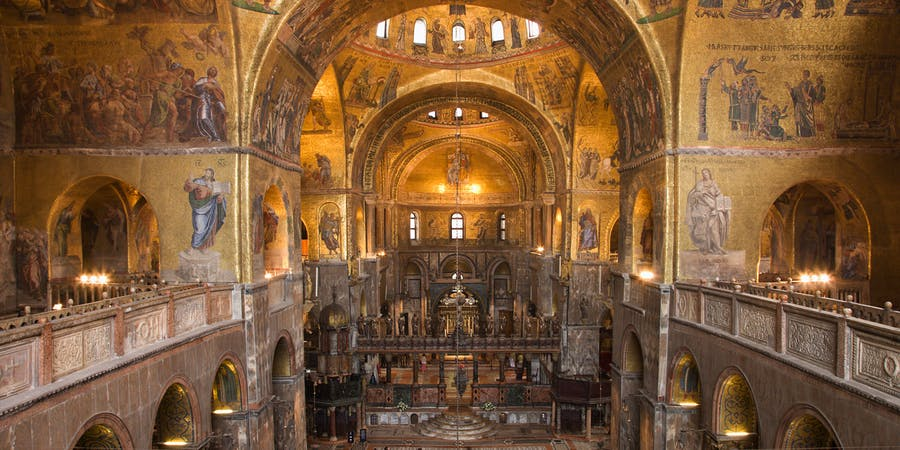 Venice in August - St. Mark's Basilica
