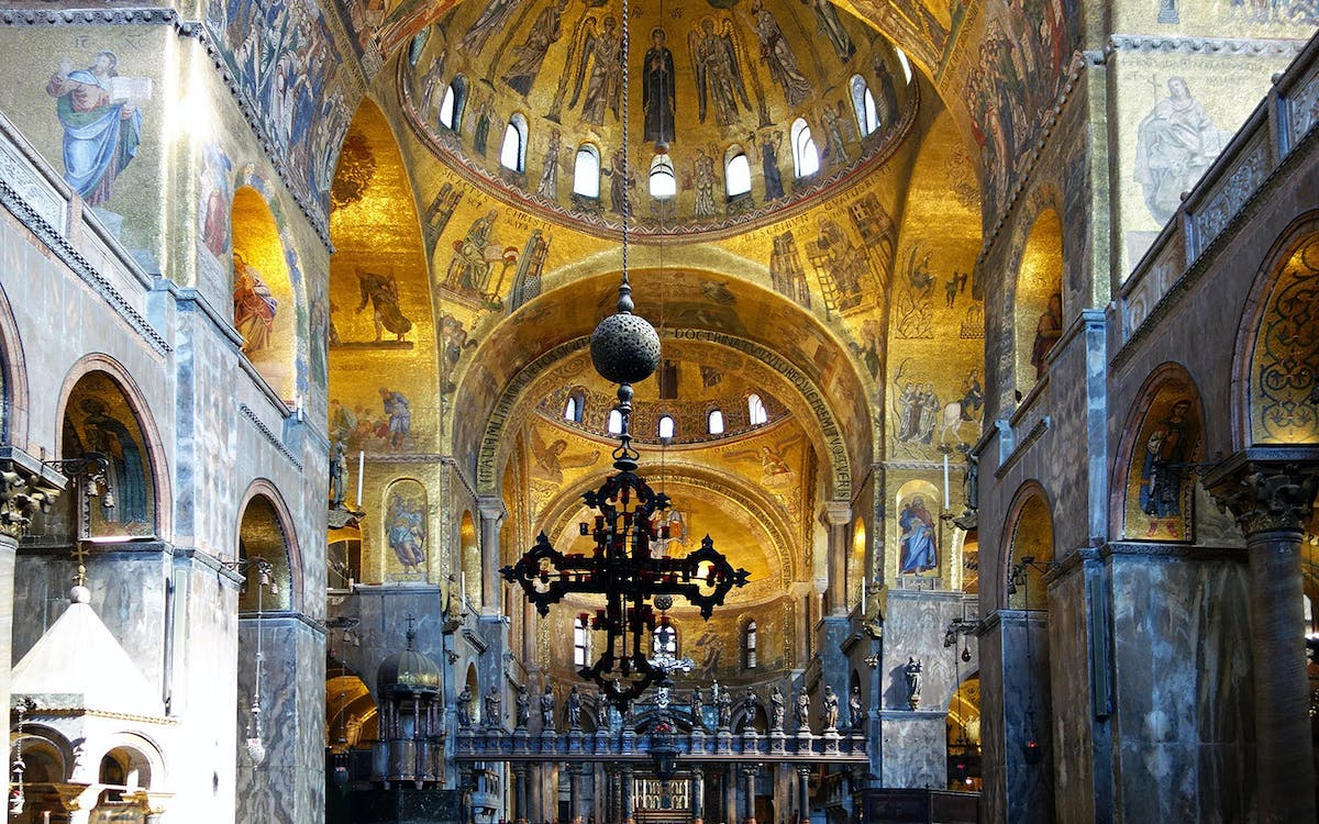 skip the line guided tour - st. marks basilica-3