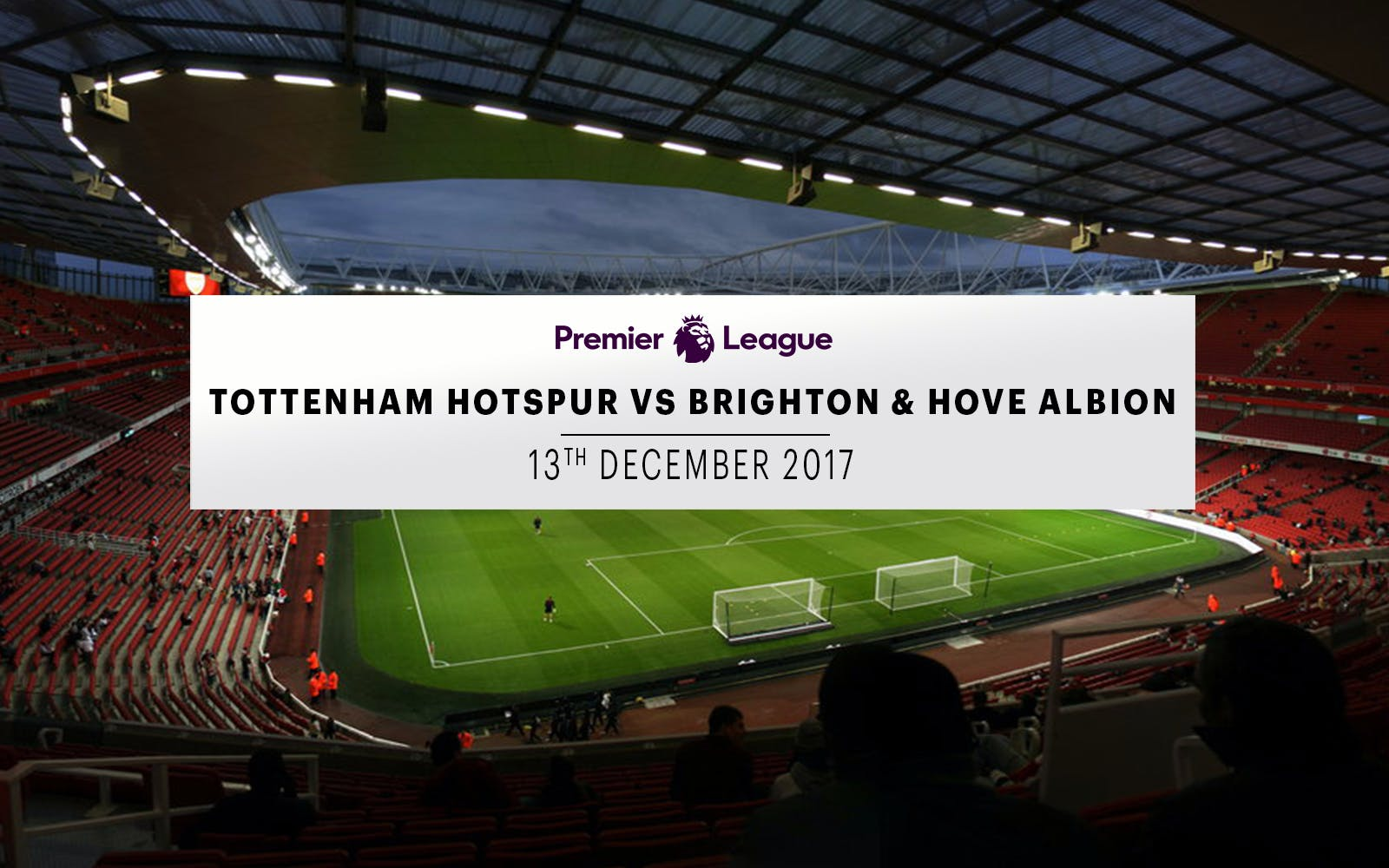 tottenham hotspur vs brighton & hove albion - 13th december 2017-1