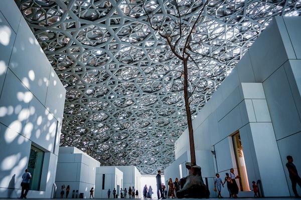 Louvre Abu Dhabi reopening Post Coronavirus
