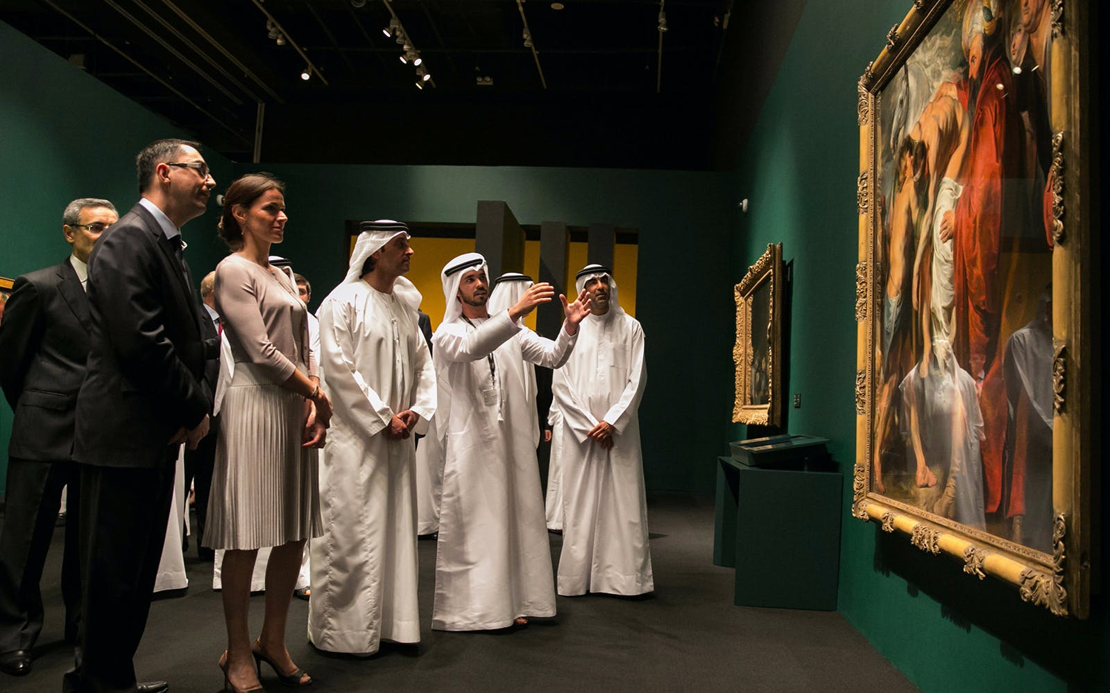louvre abu dhabi - skip the line tickets-6