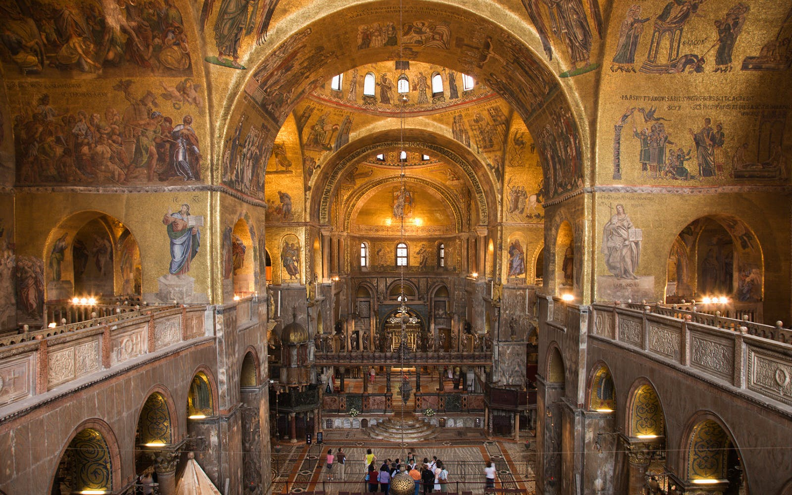 st. mark's basilica & doge's palace priority access guided tour-1