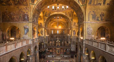 St. Mark's Basilica & Doge's Palace Priority Access Guided Tour