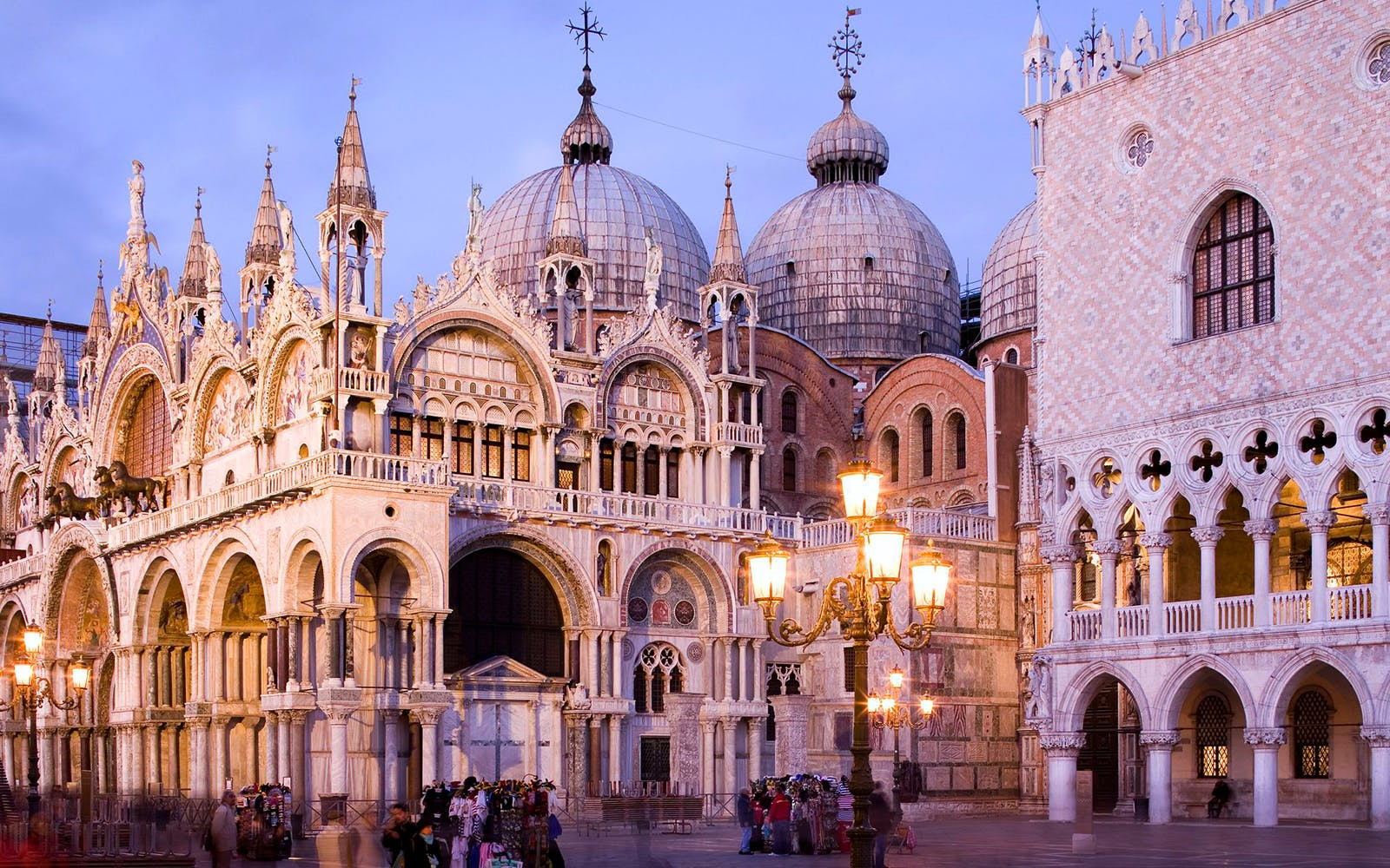 Skip The Line: Guided Tour of St. Mark's Basilica & Doge's Palace + The Royal Palaces