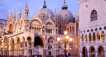 Guided Tour of St. Mark's Basilica & Doge's Palace + The Royal Palaces
