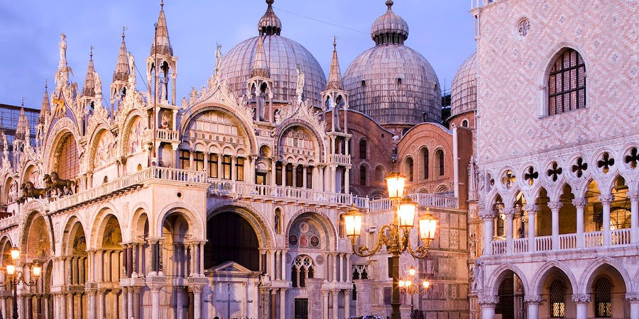 Venice in July - St. Mark's Basilica