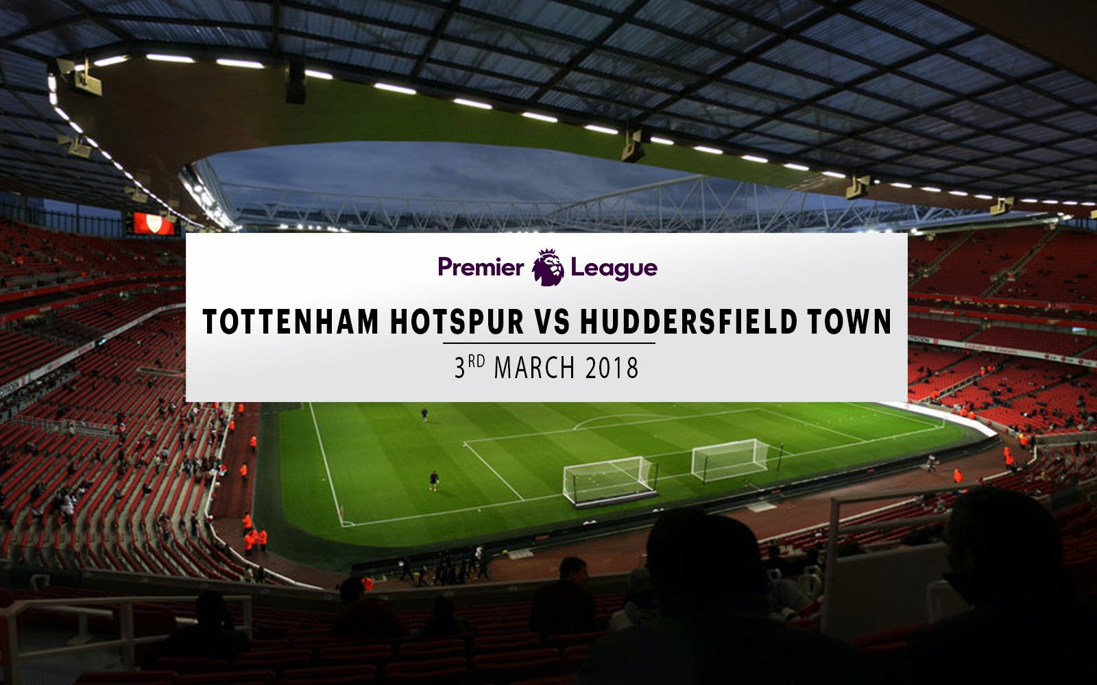 tottenham hotspur vs huddersfield town - 3rd march 2018-1