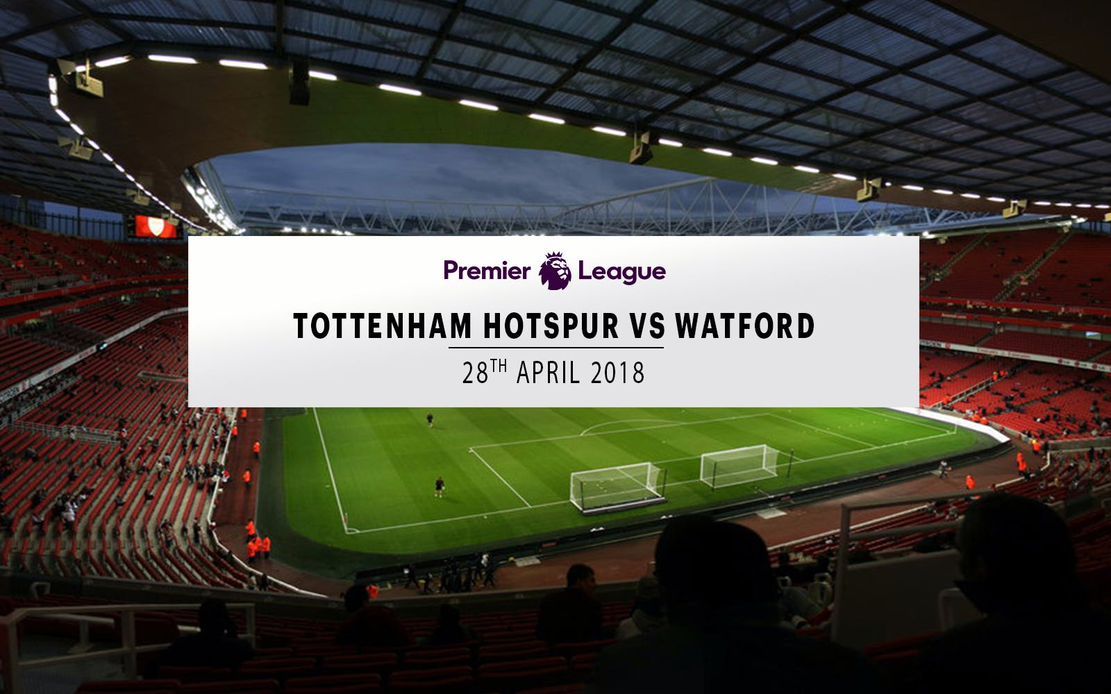 tottenham hotspur vs watford - 28th april 2018-1
