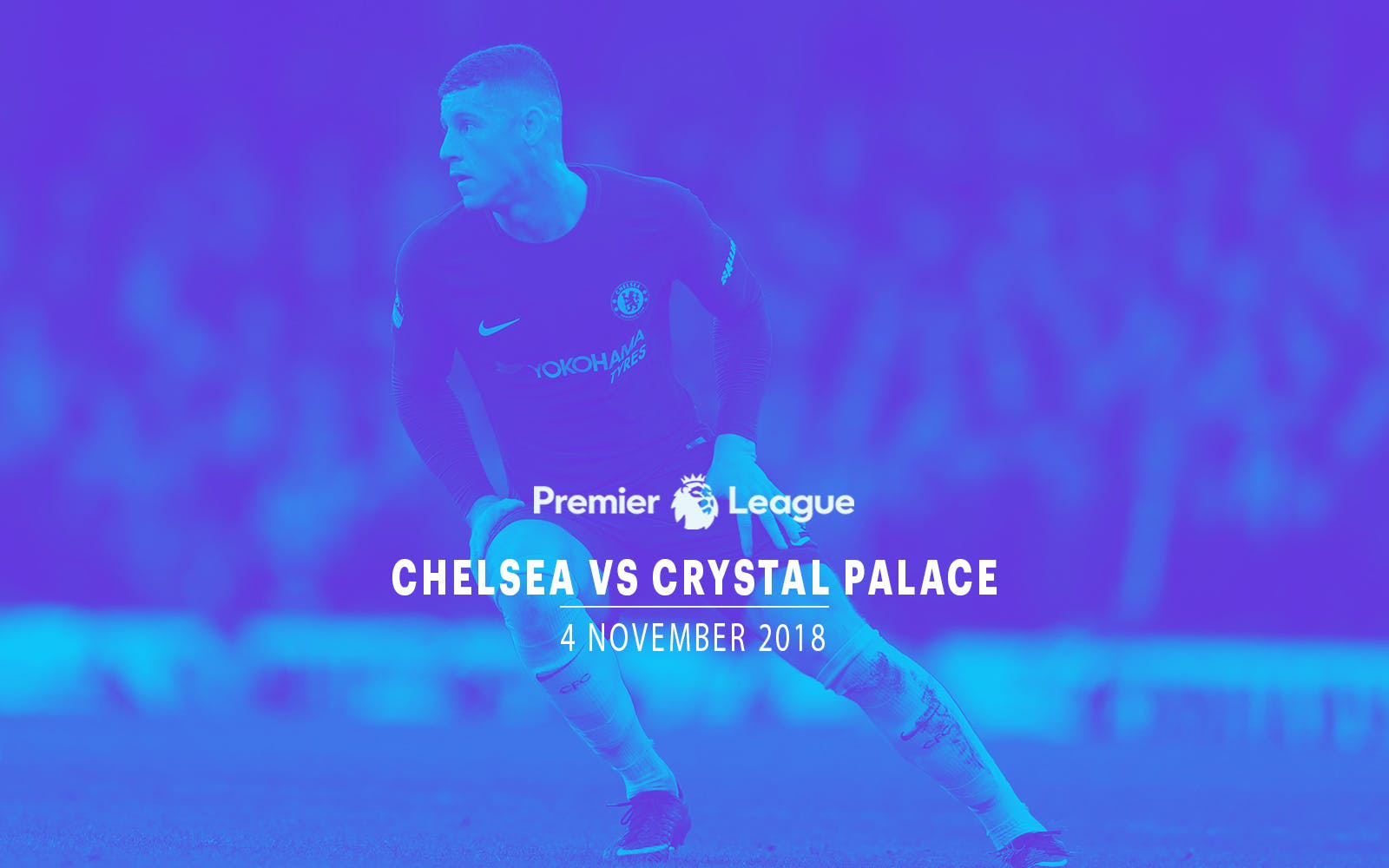 chelsea vs crystal palace - 4th nov'18-1