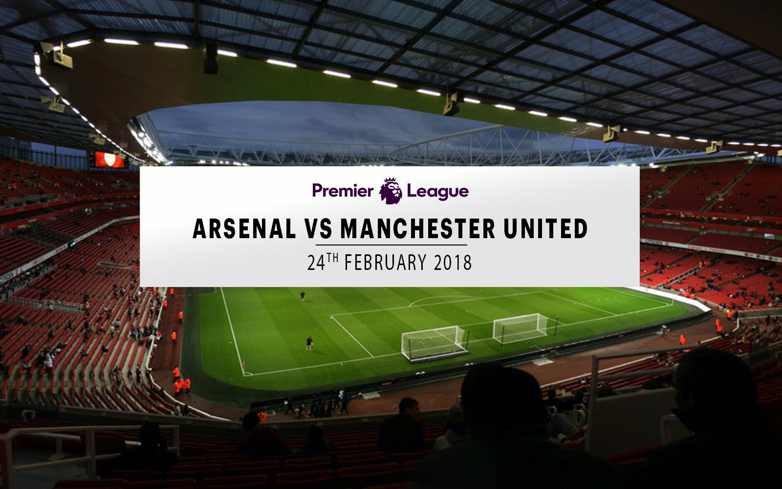 arsenal vs manchester united - 24th february 2018-1