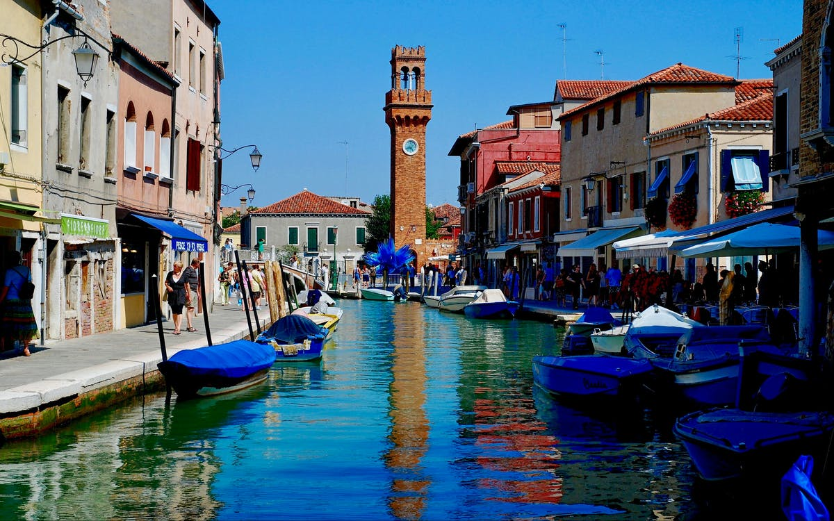 guided boat tour to murano, burano and torcello island-2