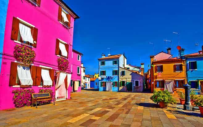 Venice in 2 days - Lido Island