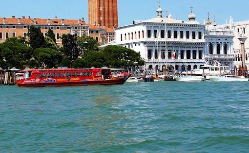 Venice Hop on Hop off Boat Tour