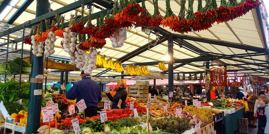 Venice in July - Rialto Food Tour