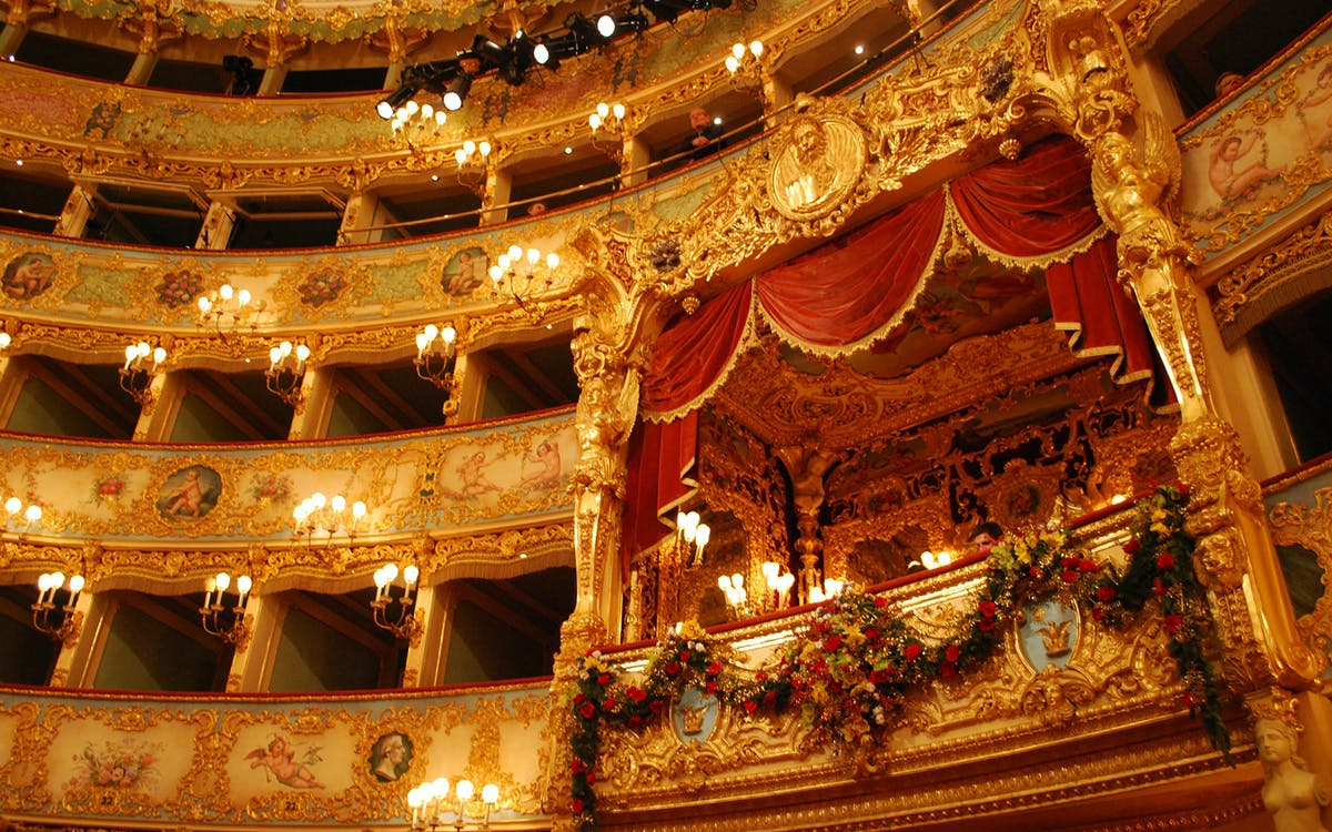 teatro la fenice with audioguide - skip the line-3