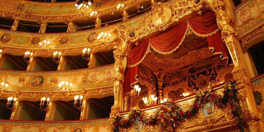 Venice in November - Teatro La Fenice