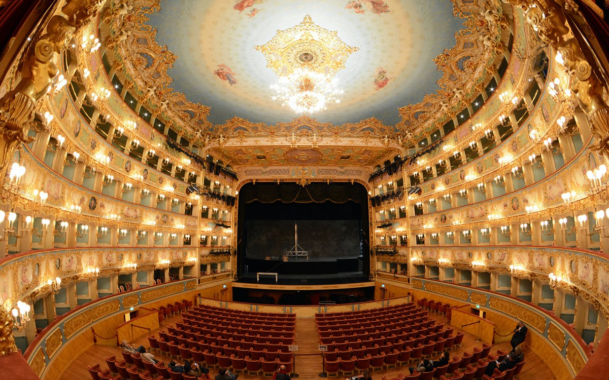 teatro la fenice with audioguide - skip the line-1