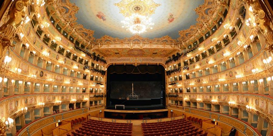 Venice in May -  Teatro La Fenice