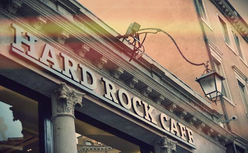 Hard Rock Cafe & Optional Boat Tour Combo