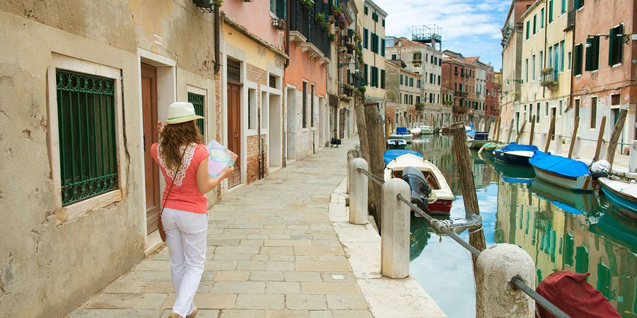 Venice in May - Walking Tour