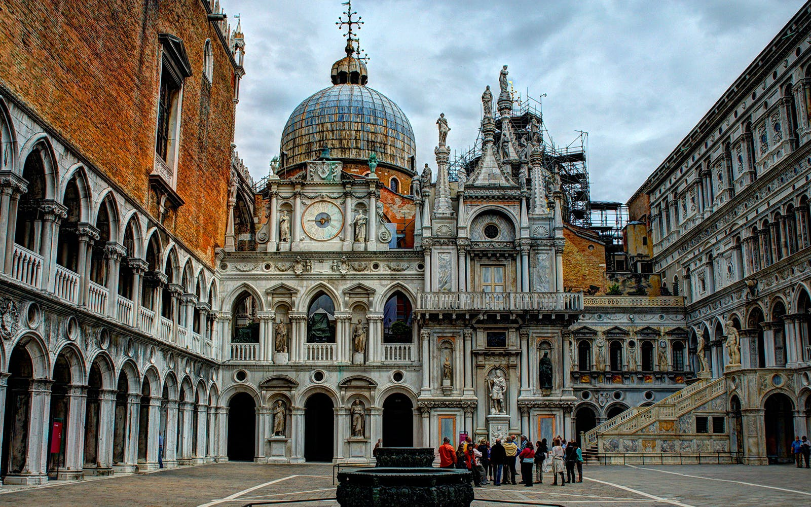 Venice Walking Tour & Doge's Palace Skip The Line Access