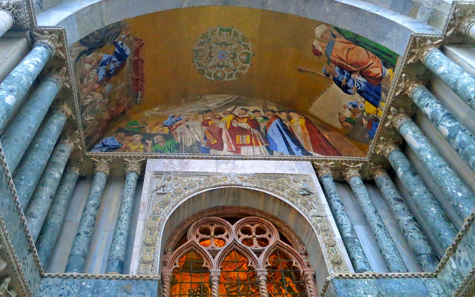 skip the line: st. marks basilica with walking tour of venice-3