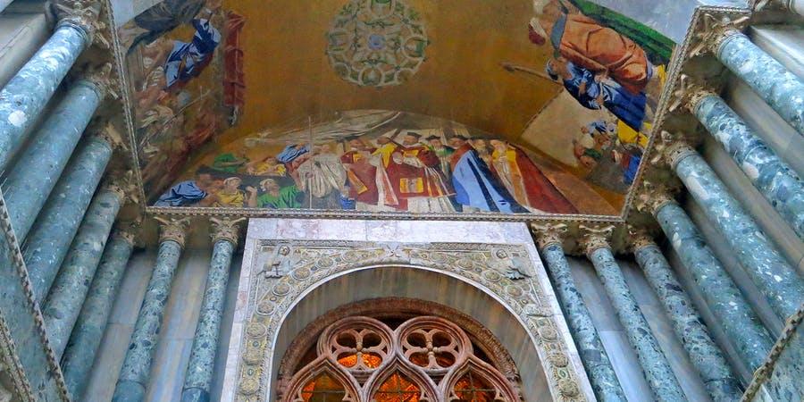 Venice in November - St. Mark's Basilica