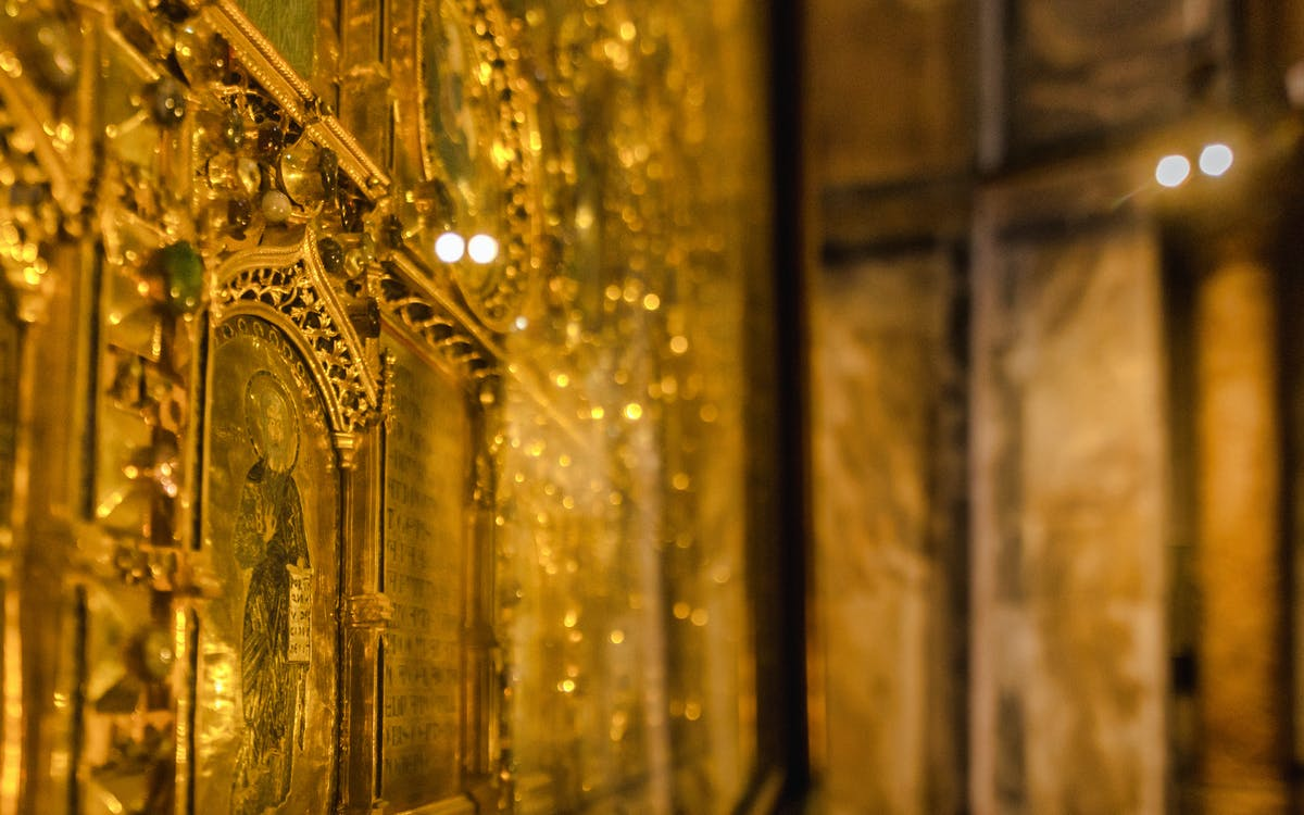 guided tour of st. marks basilica with walking tour of venice-0