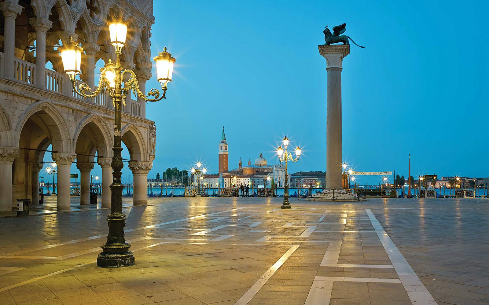 skip the line: st. marks basilica with walking tour of venice-1