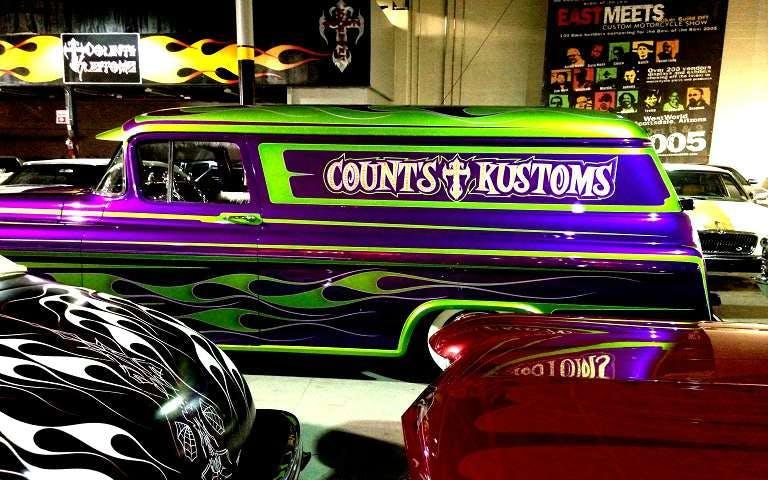 Count's Kustoms Tours Las Vegas | Tickets, Tours & Deals ...