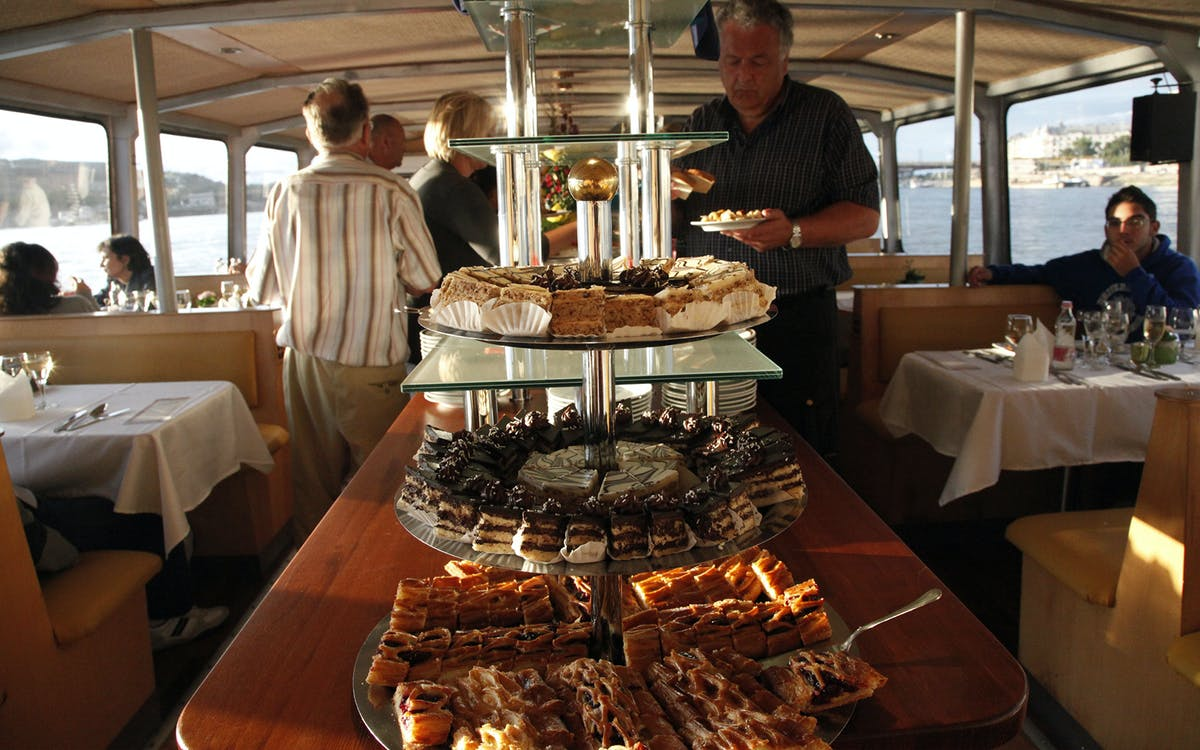 lunch cruise on the danube-2