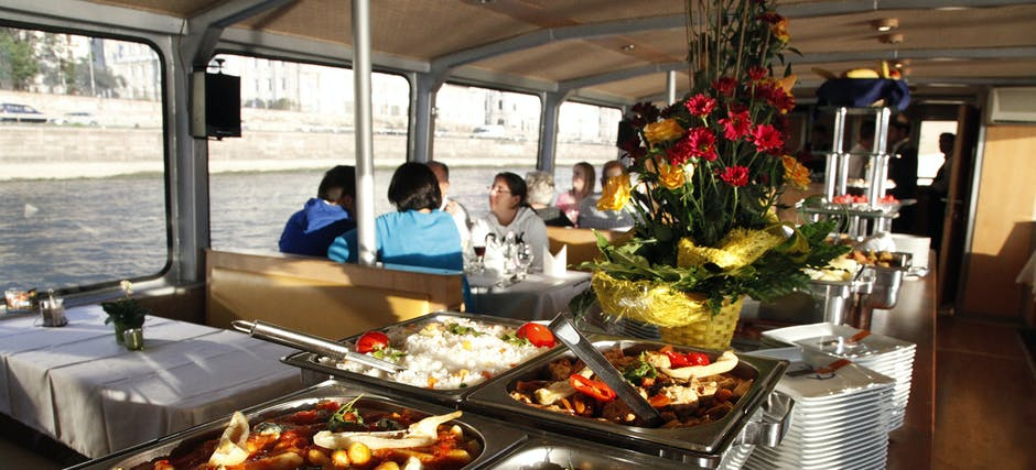 Danube River Cruise with Buffet Lunch