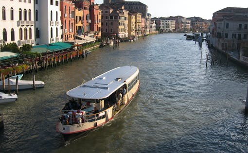 Venice ACTV Water Bus Tickets