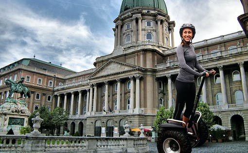 City Center Segway Tour