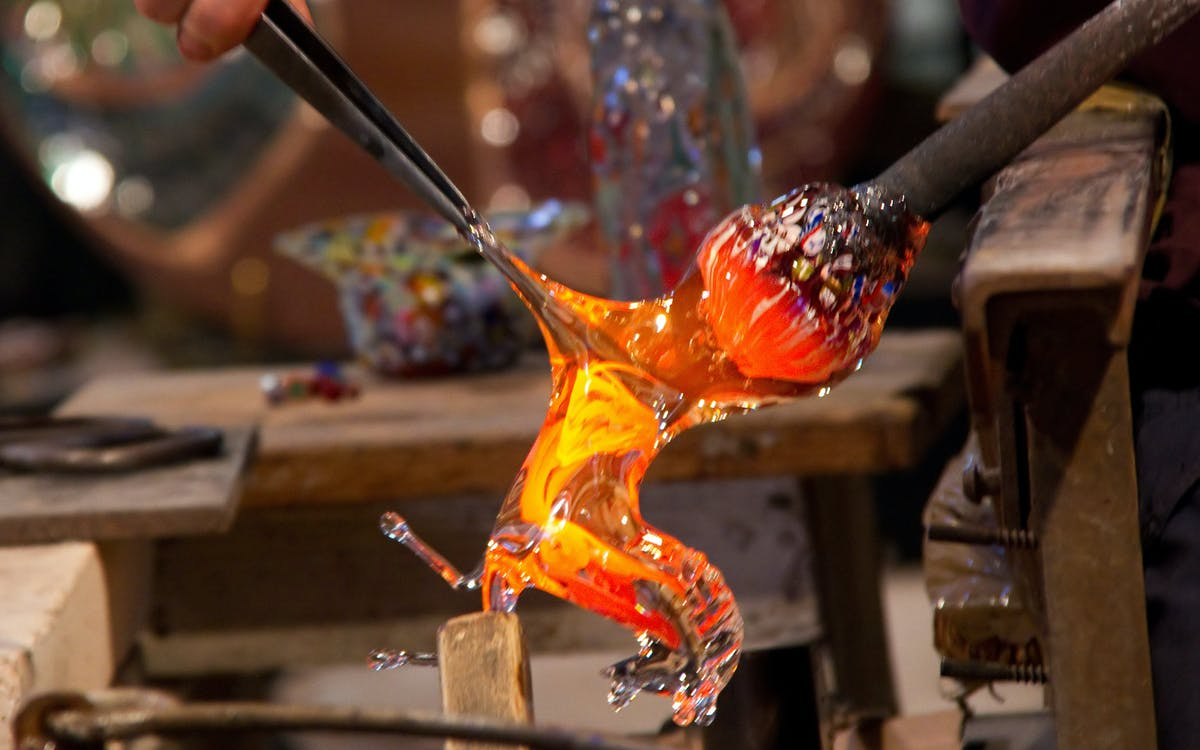 venetian craftsmenship private tour: glass, food & more-2